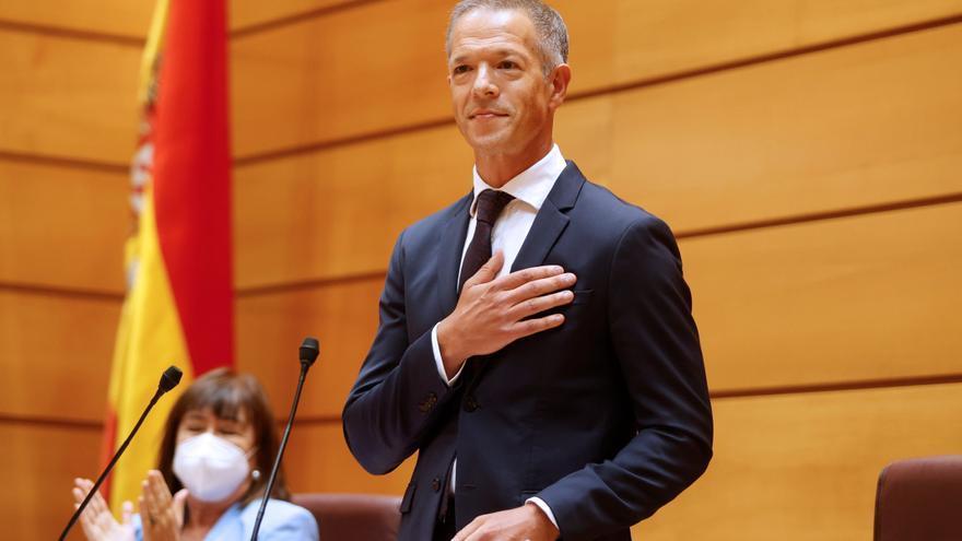 Ander Gil, elegido presidente del Senado en segunda votación