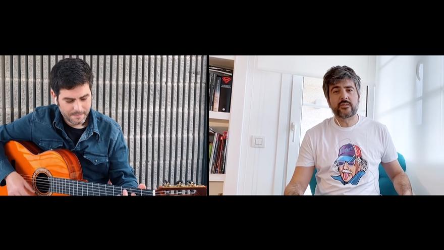 Estopa publica un nou videoclip confinat d'una cançó del disc «Fuego»