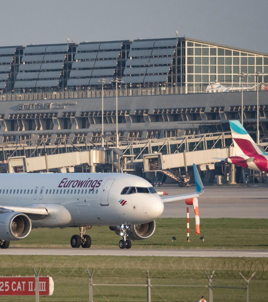 Auch Eurowings erlaubt bald beim Billigtarif nur noch eine kleine Tasche als Handgepäck