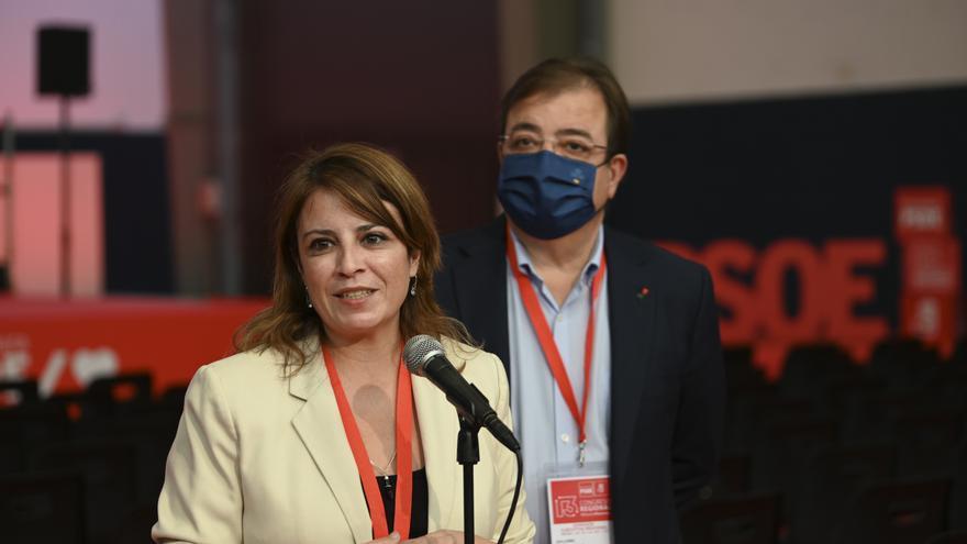 """Lastra rebate a Díaz: """"Vamos a derogar la reforma laboral y lo va a hacer el PSOE"""""""