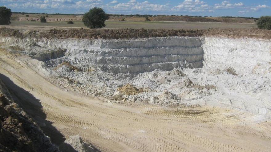 Autorizada la explotación de más de un millón de metros cúbicos de mineral en Alfaraz