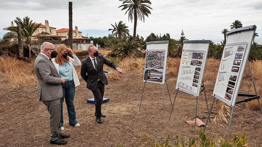 Tafira tendrá una nueva residencia para 50 mayores dependientes