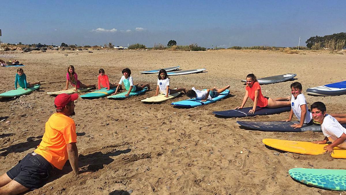 Los campamentos de verano regresan en  un entorno seguro | FOTOS DE LEWU