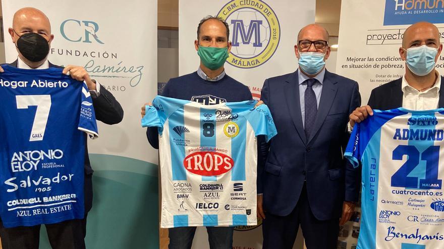 El Trops Málaga reconoce la labor de Admundi