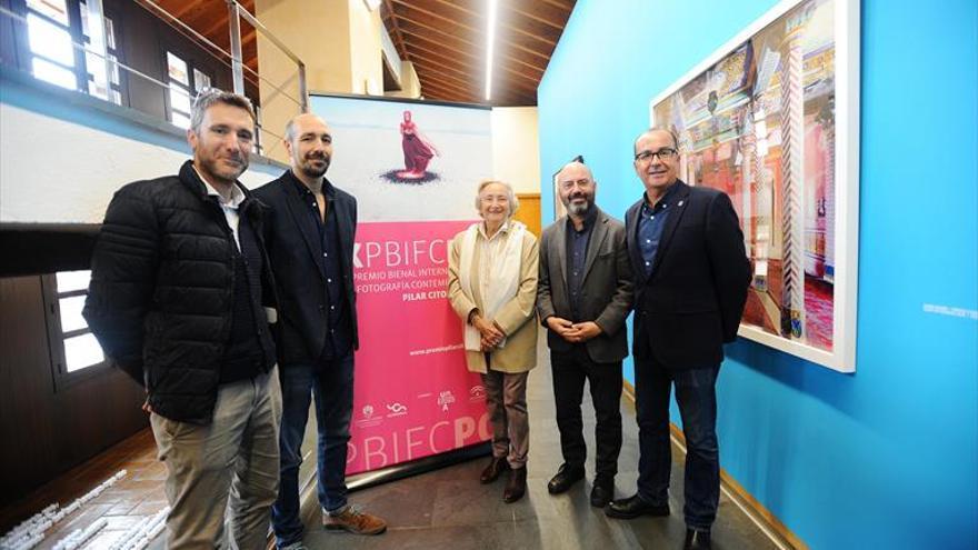 Pilar Citoler expondrá en Vimcorsa su nueva colección de fotografía