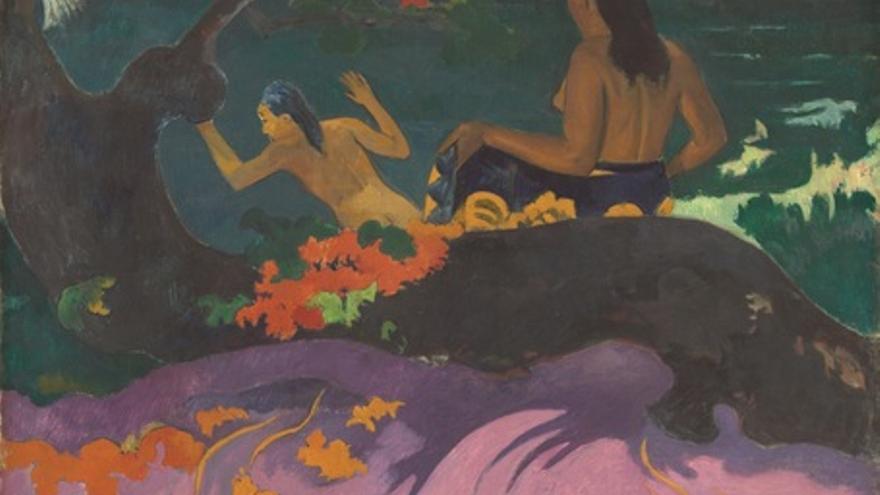 Gauguin en Tahití: Paraíso perdido