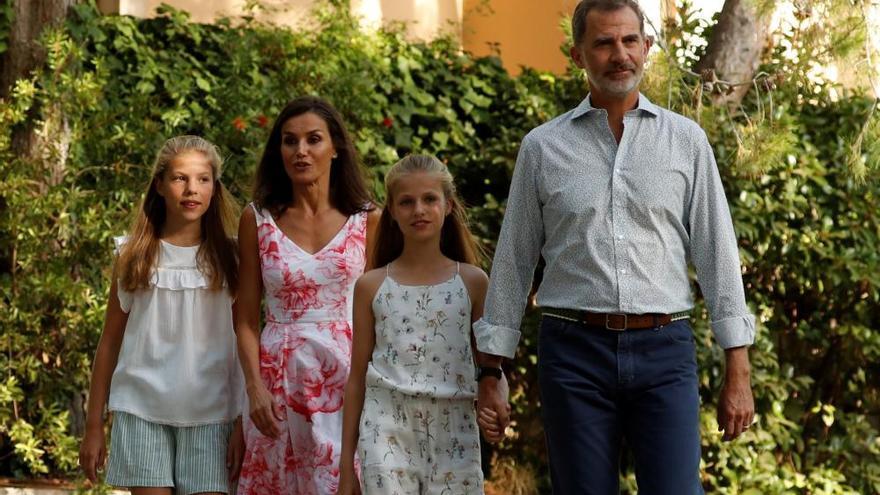 Staatsmann, Helikopter-Mutter: So schlagen sich die Könige auf Mallorca