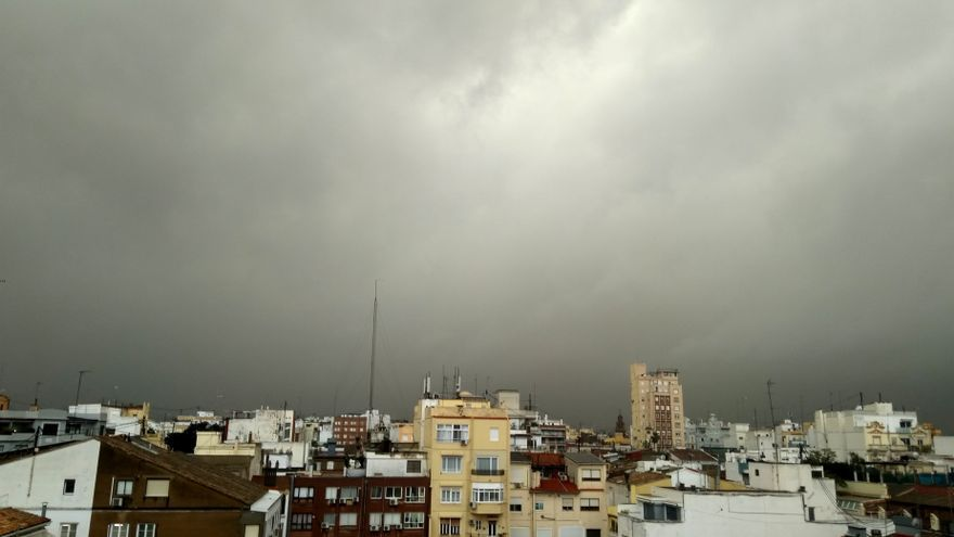 El tiempo en Castellón: lluvias y tormentas hasta el fin de semana