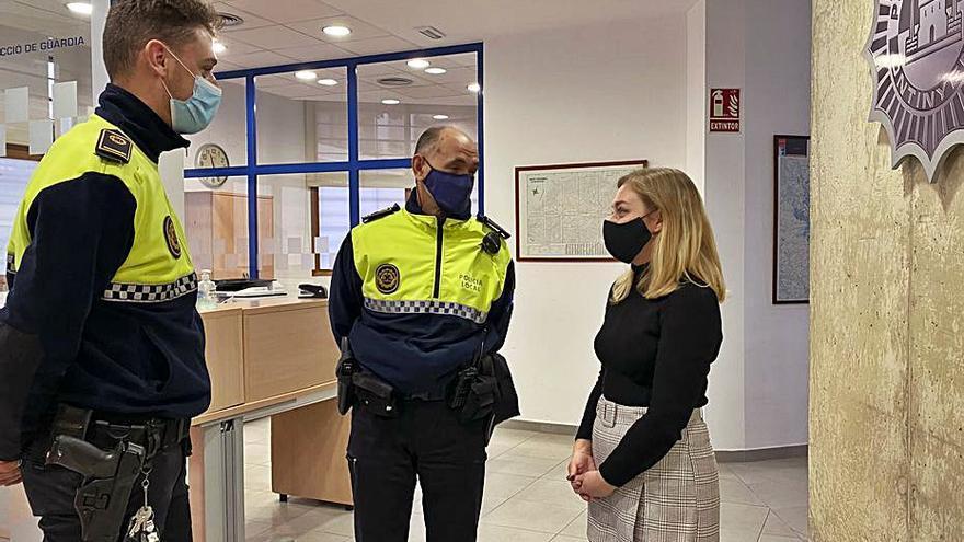 Ontinyent pagará la productividad a la Policía a cambio de más rendimiento