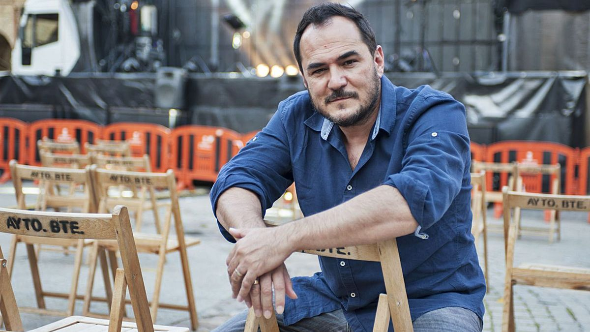 Ismael Serrano.