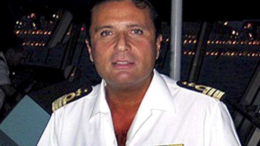 Schettino recurre su despido ante la naviera Costa Cruceros