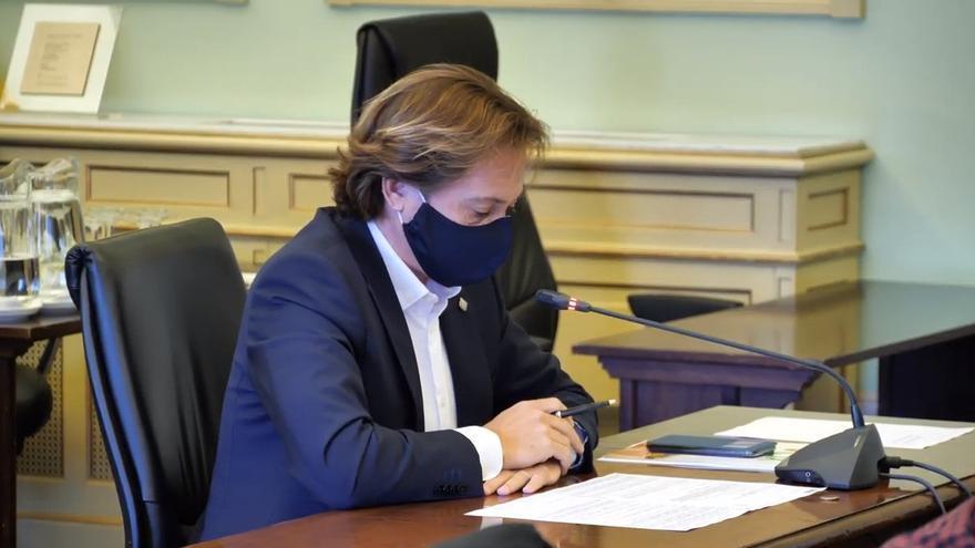El diputado Jorge Campos declara en el juzgado de Inca tras ser denunciado por violencia de género