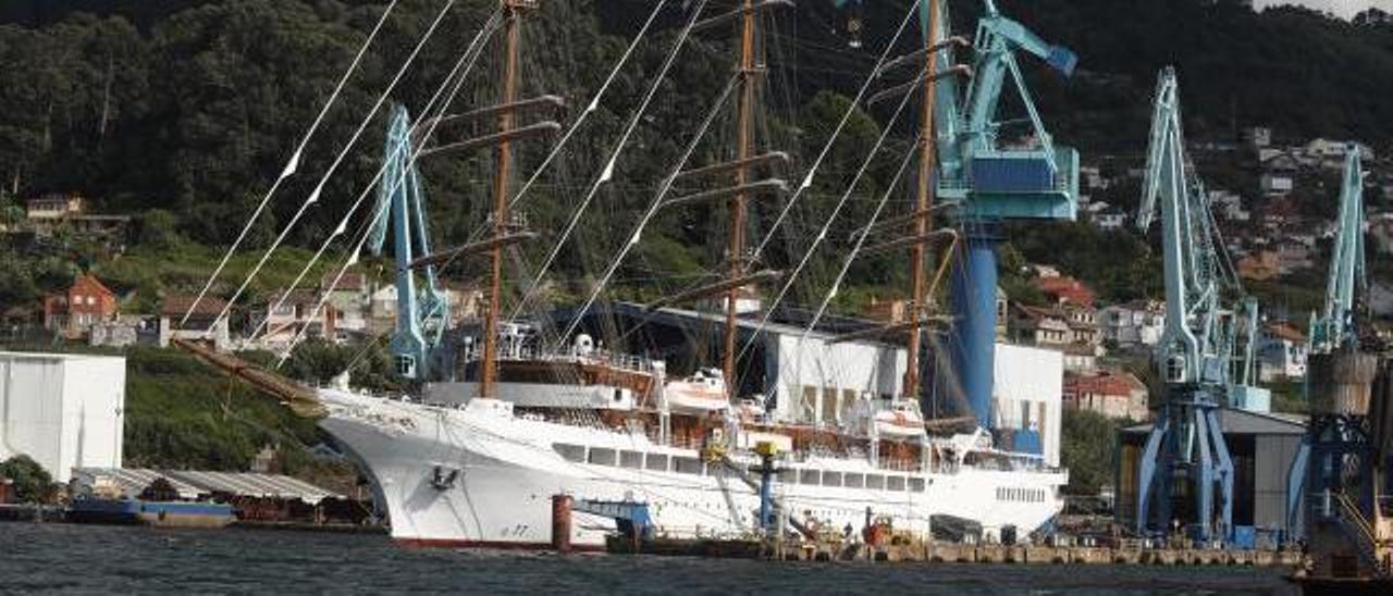 Sea Cloud estrena su nuevo velero de lujo en Canarias la próxima temporada |
