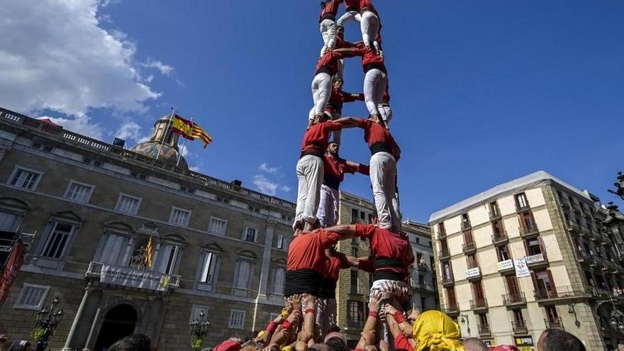 Detenido un miembro de los Castellers de Barcelona por abusar de ocho menores