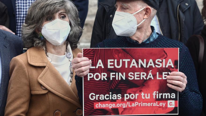 Aprobado el decreto regional de la ley de eutanasia