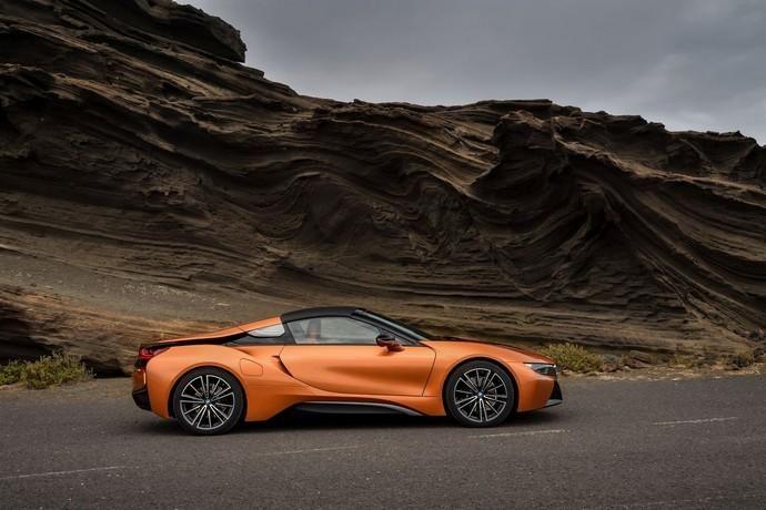 BMW elige Lanzarote para promocionar su nuevo deportivo híbrido