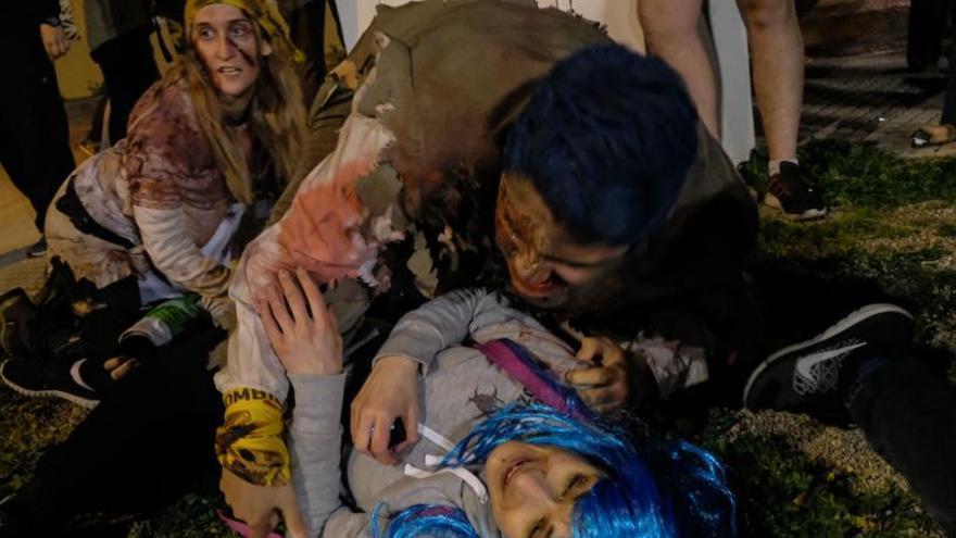 Los zombis invadirán Sant Antoni el 6 de abril