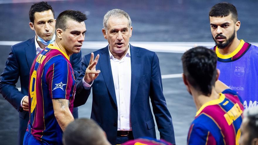 Andreu Plaza deixarà el Barça al final de temporada