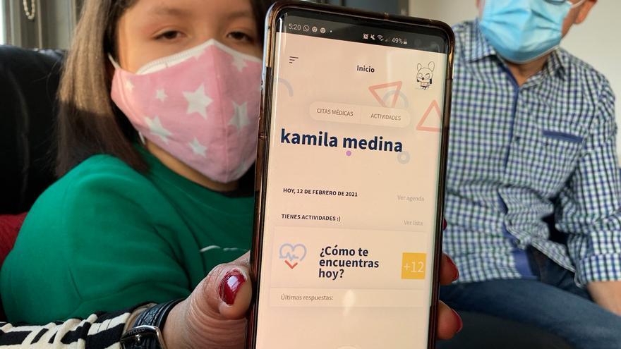 Día Internacional del Cáncer Infantil: El HUCA y Galbán crean una app para las familias de niños con cáncer