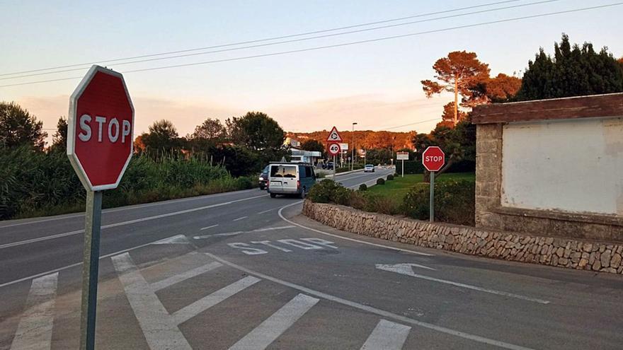 La Diputación estudia poner más pasos de peatones en la carretera Portitxol de Xàbia