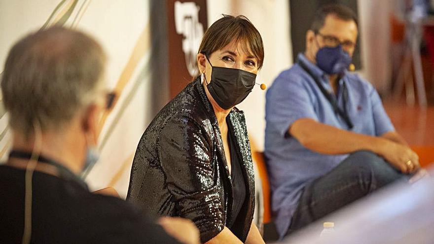 Susana Rodríguez Lezaun protagoniza la jornada del hoy en Cartagena Negra