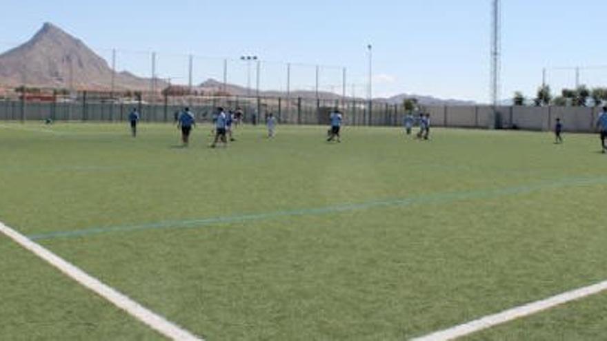 Condenan al Real Murcia al pago de 1.800 € por destrozos en un partido de las bases