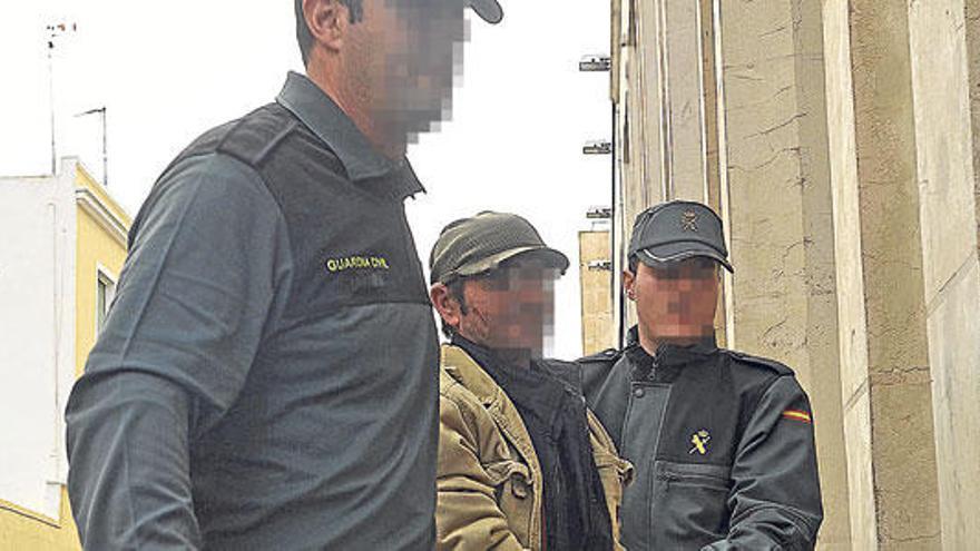 Ingresa en prisión el hombre que mató a un empresario en Menorca