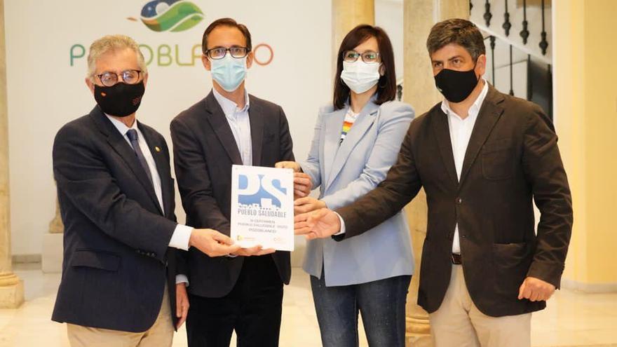 Pozoblanco y Monturque, reconocidos como pueblos saludables de la provincia
