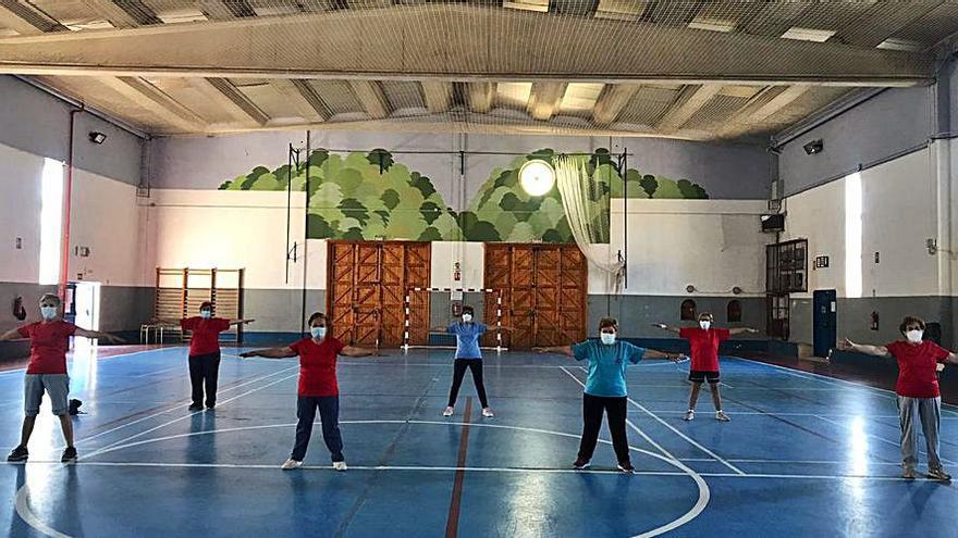 Finalizan las actividades deportivas y la liga de pádel