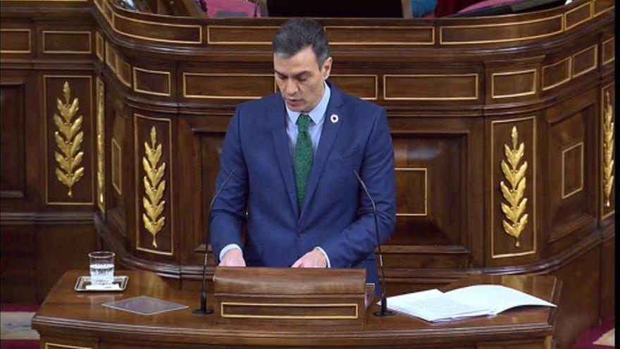 Sánchez confía en que España recibirá el cuádruple de vacunas el próximo trimestre