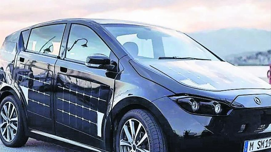Un coche eléctrico para los socios de la cooperativa