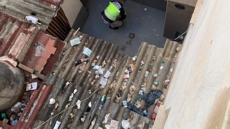 Cinco detenidos en Torrent por tráfico de cocaína y heroína
