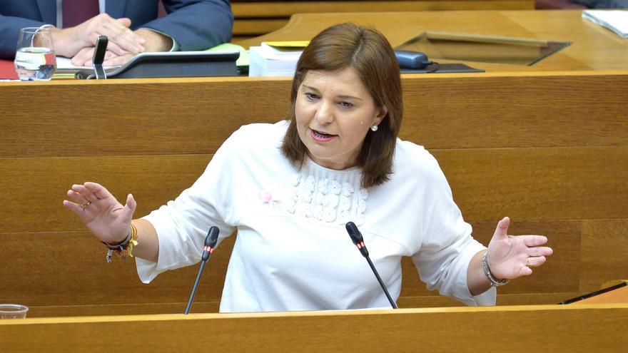 """Bonig: """"No voy a permitir que se ponga en duda la estabilidad en la Diputación de Alicante"""""""