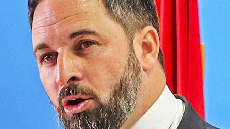Vox trenca amb el PP per la declaració contra Santiago Abascal a Ceuta