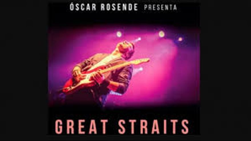 Oscar Rosende & Great Straits