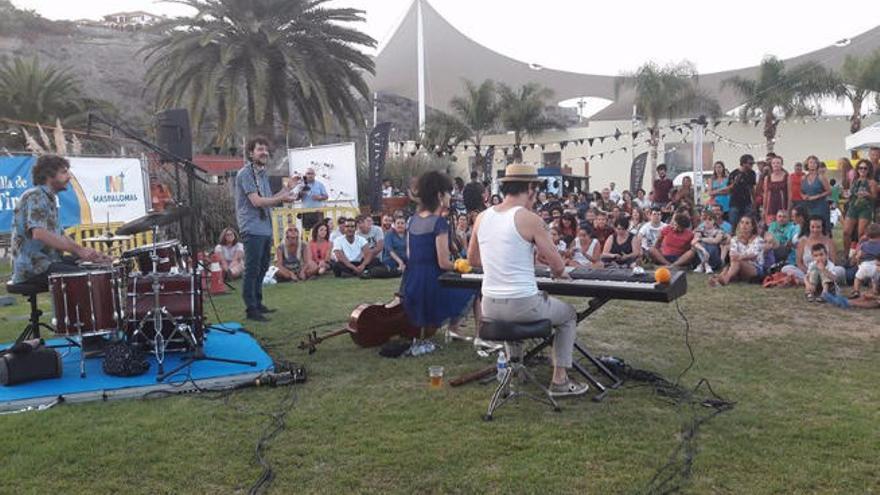 El Maspalomas Music Festival baja el telón con Mastretta