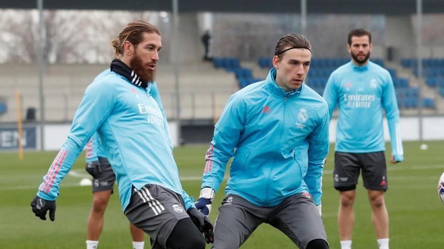 El Eibar pone a prueba la resurrección del Real Madrid