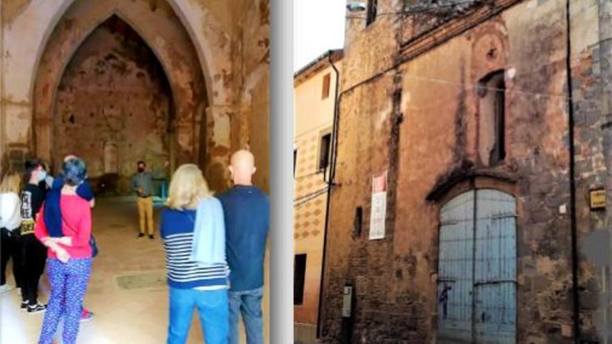 Visita els antics convents religiosos de Castelló d'Empúries aquest dissabte