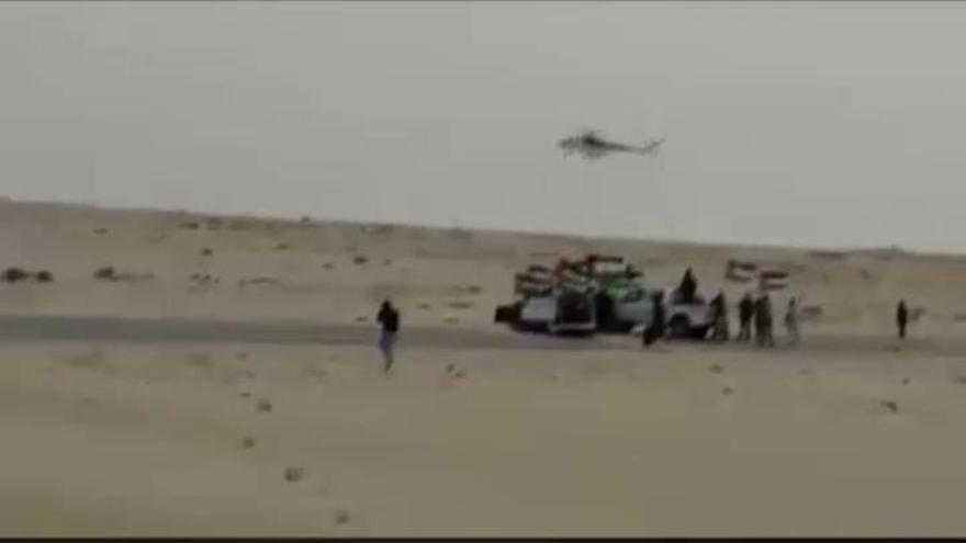 El Polisario finaliza el alto el fuego y prepara la guerra