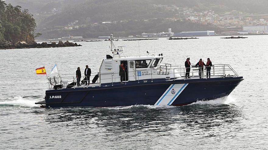 Dos astilleros de Arousa pelean por las dos nuevas patrulleras de Gardacostas