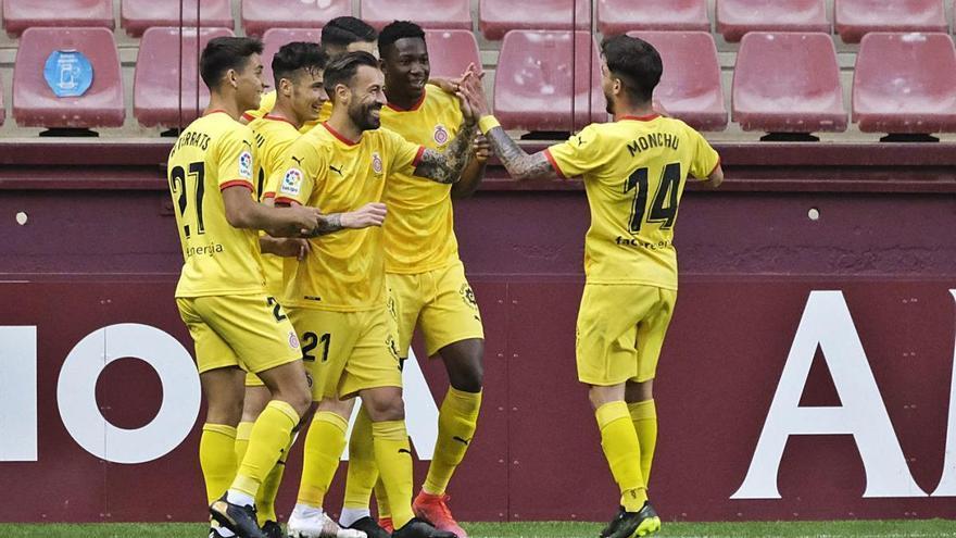 El Girona té números de play-off