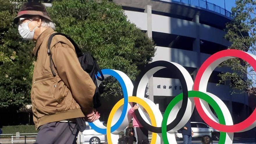 Japón sigue centrado en organizar los JJOO pese a extender la alerta