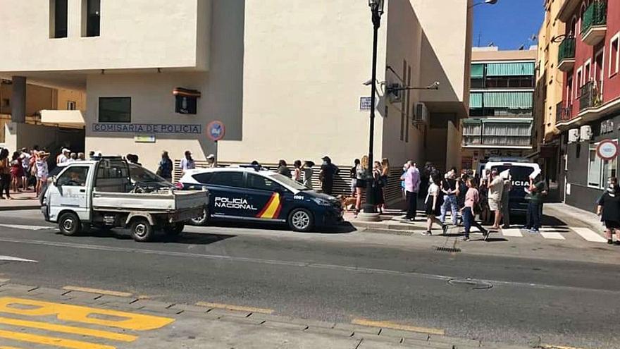El infierno de ir a la Comisaría de Fuengirola