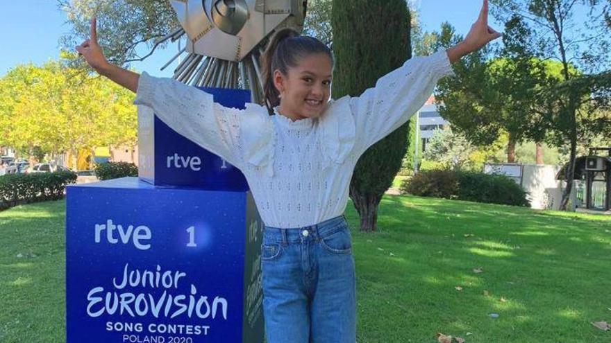 España llevará a Eurovisión Junior el tema 'Palante' cantado por Soleá