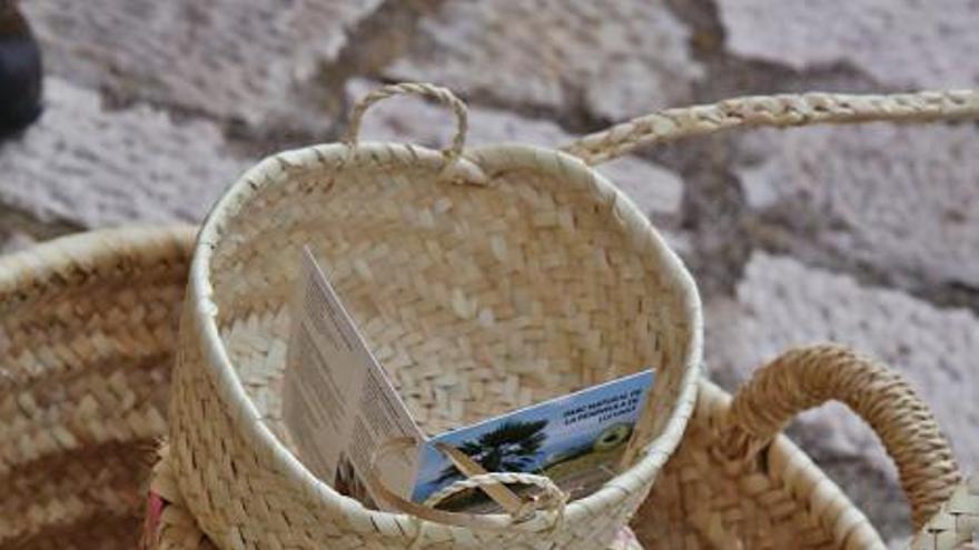 So flechten Sie Ihren eigenen Mallorca-Korb