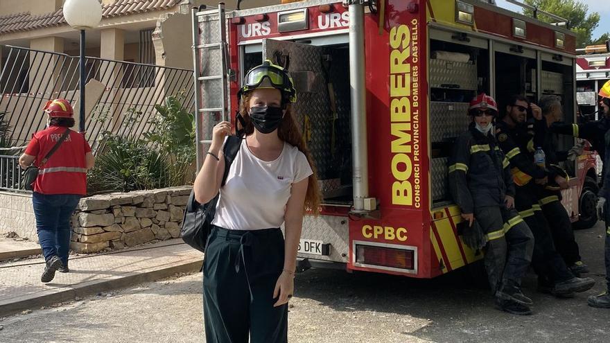 """Una joven pluriempleada en Castellón: """"Es estresante pero he podido independizarme"""""""