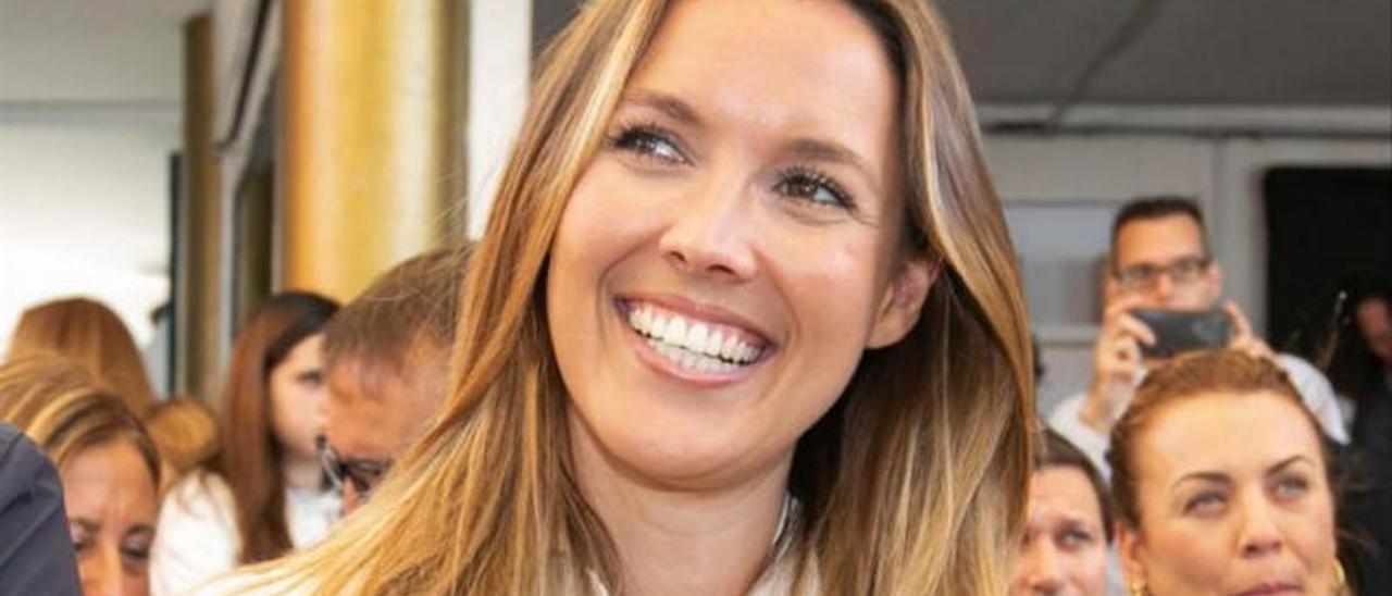 La gerente María Fernández. | | LP/DLP