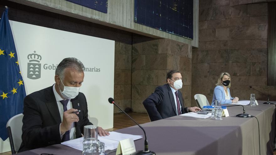 """Canarias admite que hay """"preocupación"""" ante el fin del toque de queda"""