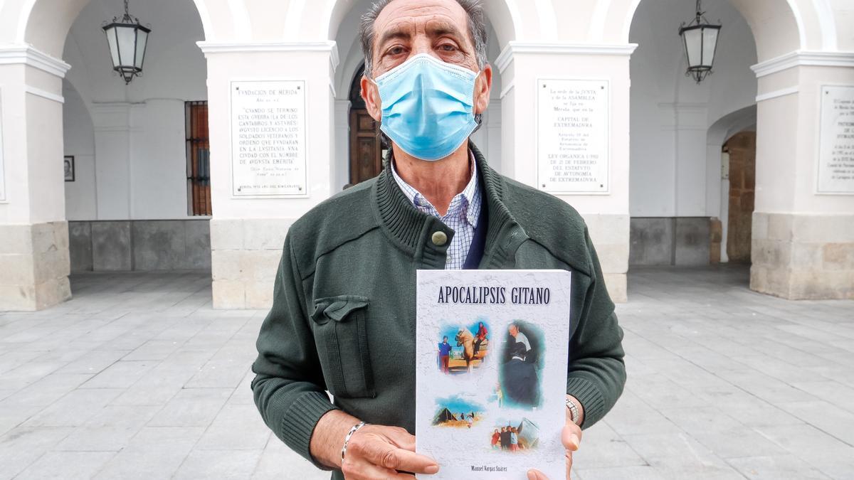 Manuel Vargas, autor del libro 'Apocalipsis gitano'.