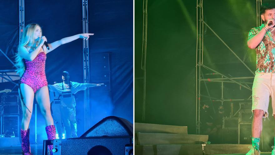 ¿Y tú, estuviste en los conciertos de Ana Mena y Omar Montes?